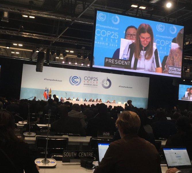COP25で日本は何を語るのか